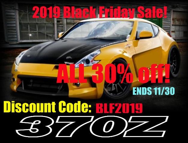 2019 Evo R Black Friday Specials Nissan 370z Forum