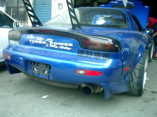 Mazda Of Midland >> ORIGIN LAB 50mm Rear Over Fender - Page 2 - RX7Club.com ...