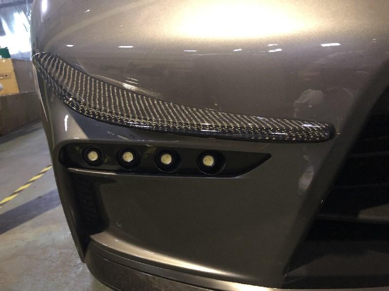 EVO-R INC  Nissan 370Z Z34 Performance Parts