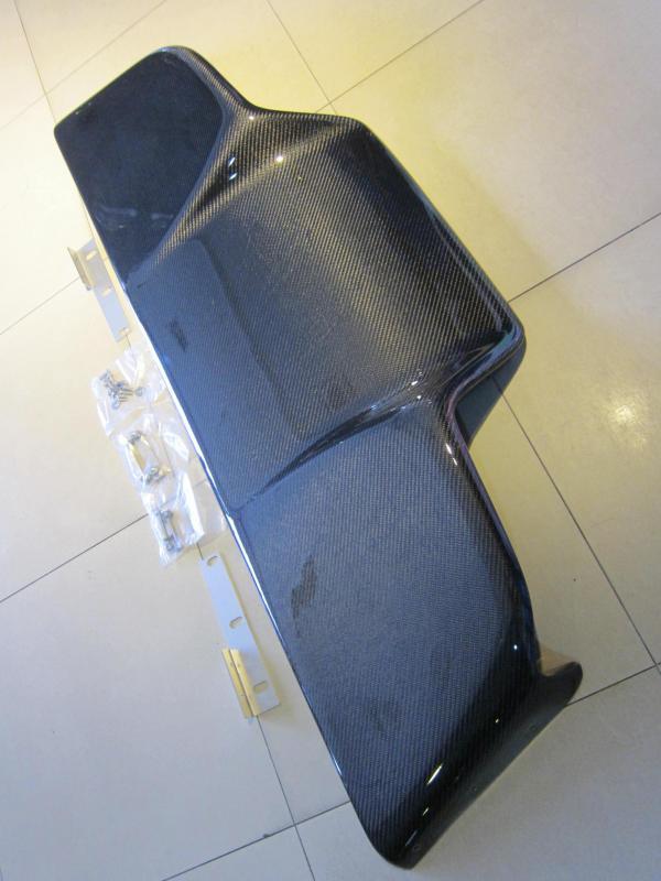 Nissan Nismo 370z Carbon Fiber Rear Diffuser