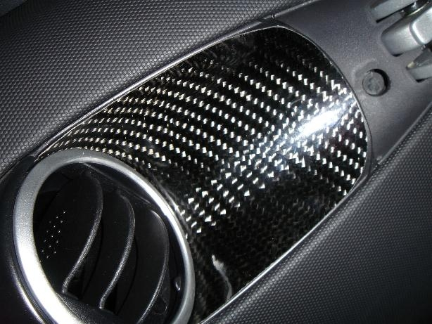 Superior ☆ EVO R ☆ 350Z Carbon Fiber Parts... Interior... Mirror... ☆